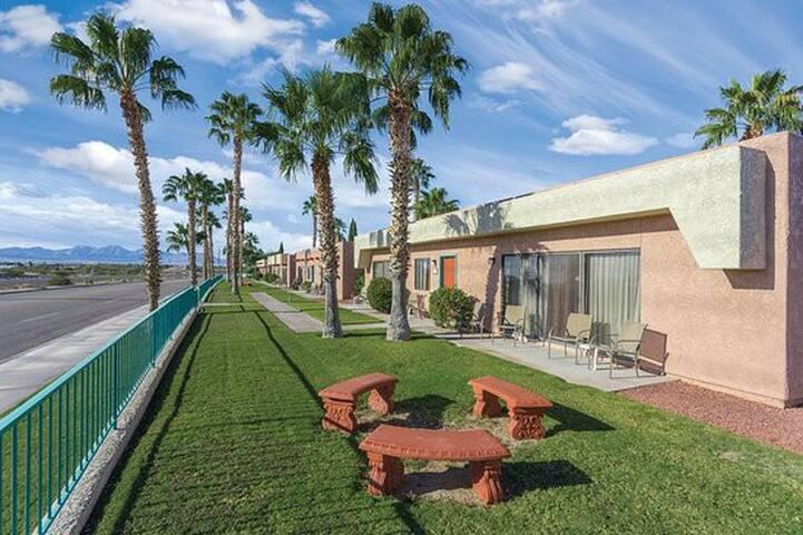Havasu Dunes Resort 2 Bedroom Condo