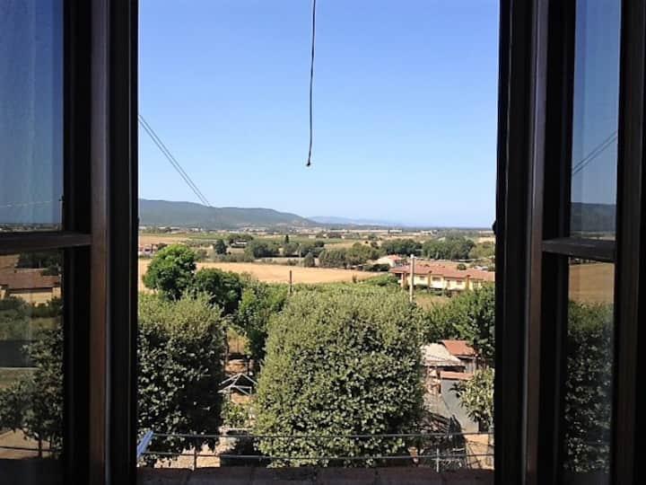 Casa vista oliveti