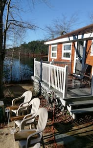 Our Cozy Lake House - Plymouth