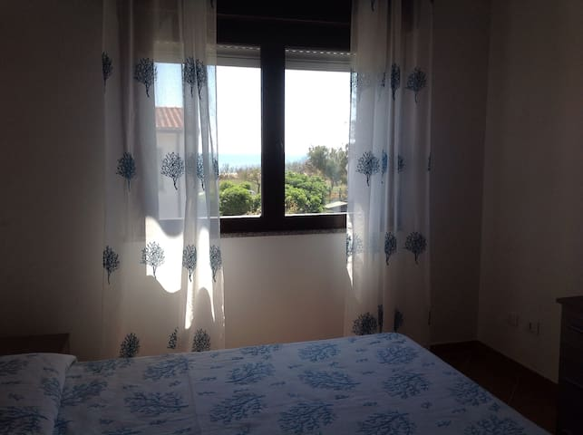 Appartement 50 meters from the beach