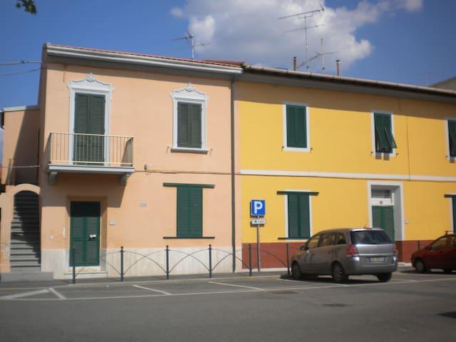 appartamento vista mare - Rosignano Solvay - Appartement