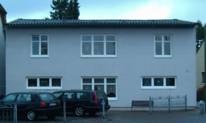 Zentrale Wohnung in Flensburg mit Komfort