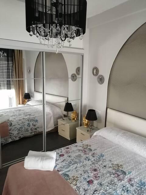 Apartamento luminoso, acogedor y centrico
