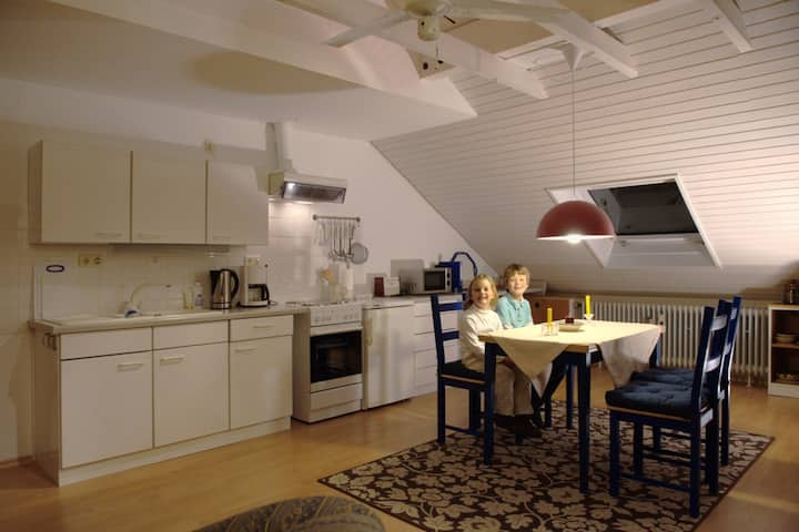 60qm apartment in Hattingen / Ruhr
