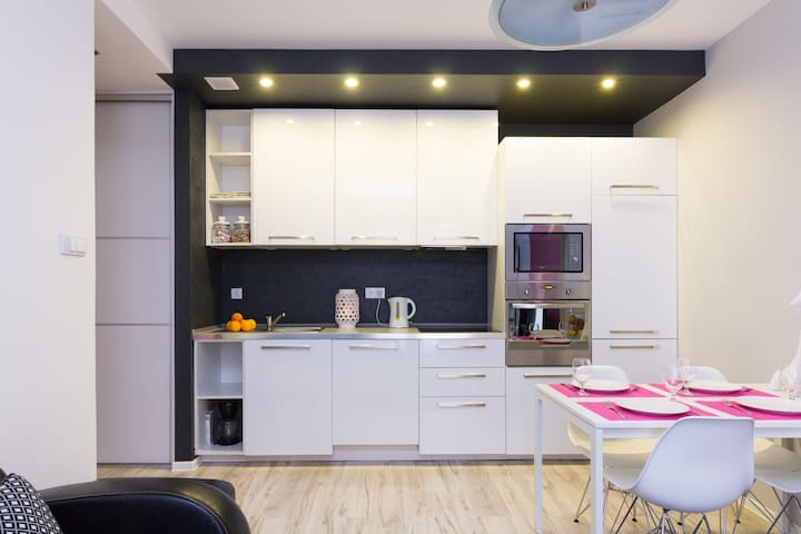 Apartament Spełnione Marzenia - Olsztyn - Lägenhet
