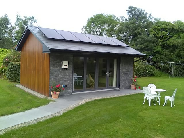 Passive House, Carbon Neutral, Eco Friendly.