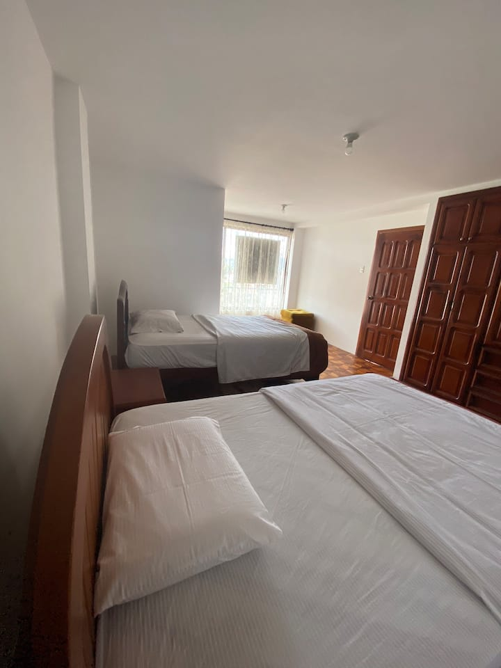 Cozy Apartment in Riobamba