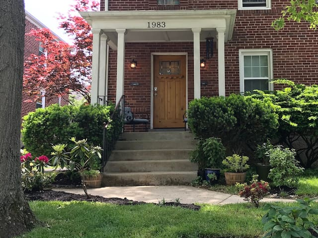 Quiet & Private Flat in College Hill 15 min to DT