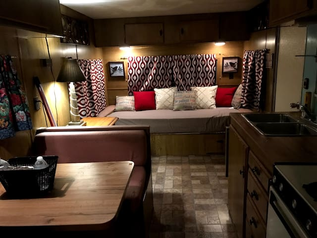 RV Unit  Lodging in Arivaca AZ