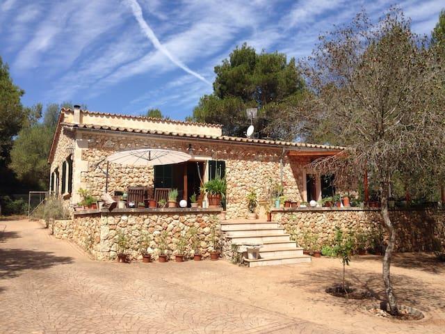 lovely Finca in Sencelles - Sencelles - House