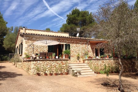 lovely Finca in Sencelles - Casa