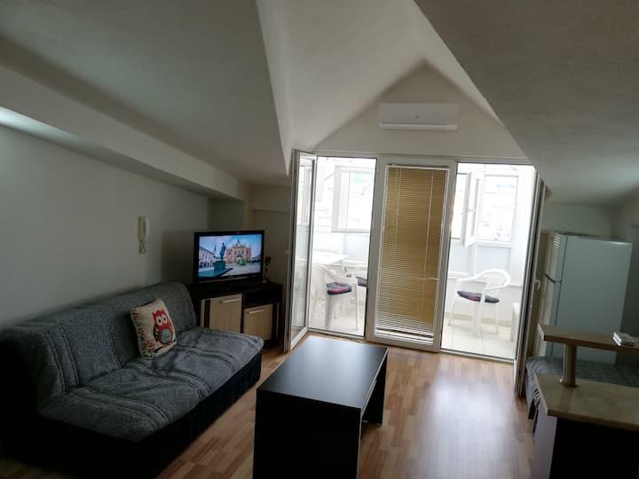 Private spacious studio in Ohrid city center