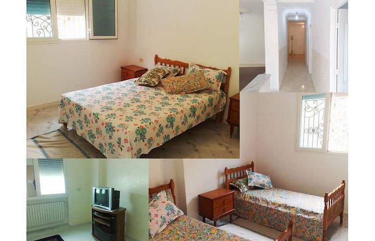 Appartement S+1 Meublé à El huwarya