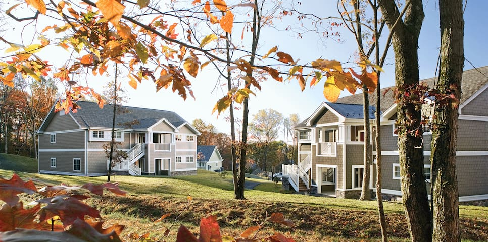 Wyndham Vacation Resorts Shawnee Village - East Stroudsburg - Apto. en complejo residencial