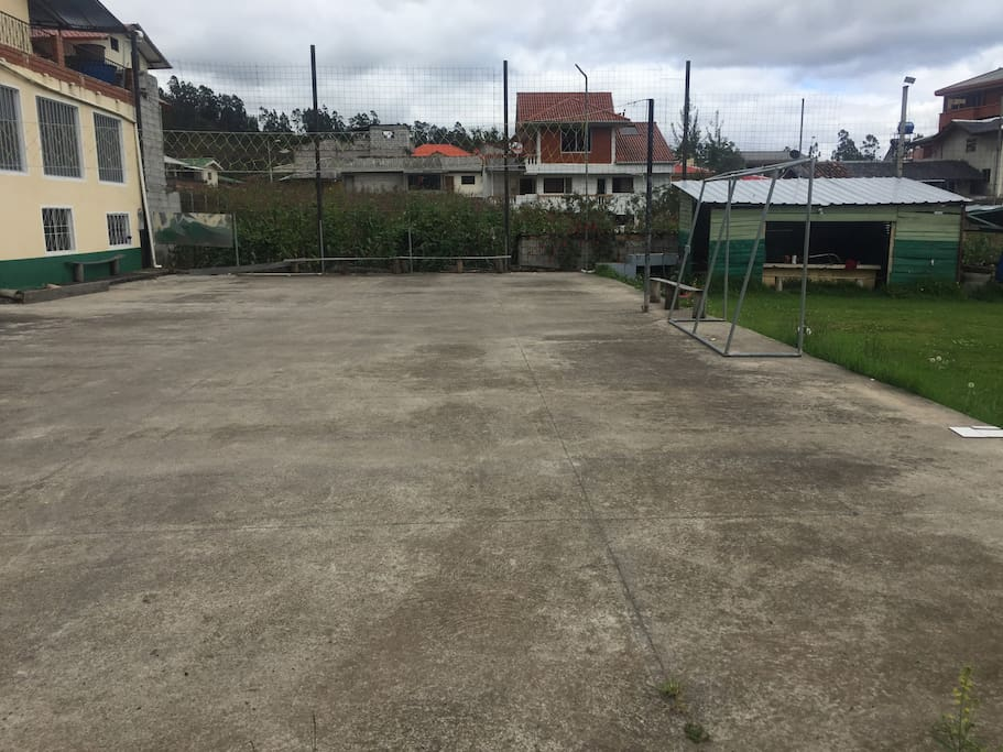 Cancha de Volleyball