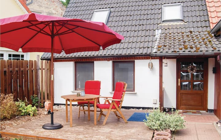 Holiday cottage with 1 room on 50m² in Kamminke