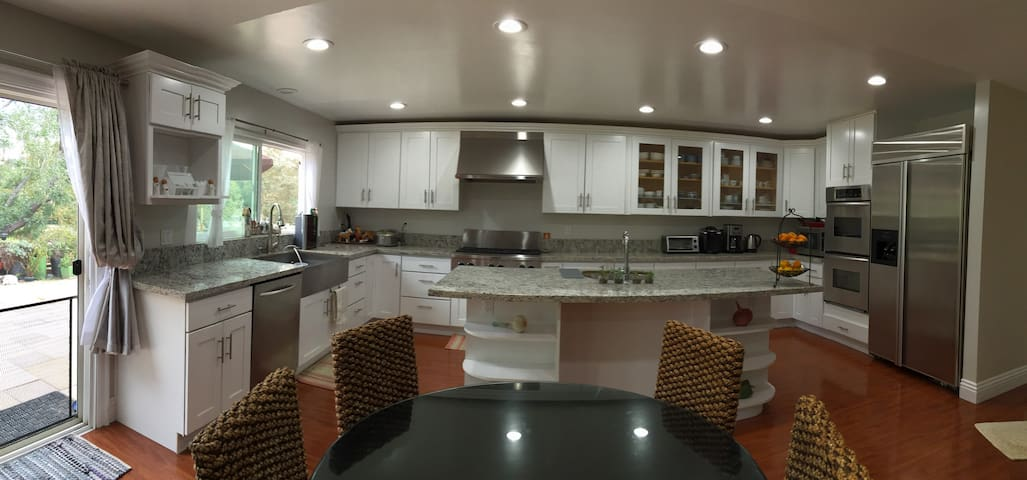 Brand New Home near Dsny/LA/Hlywood - La Mirada - Huis