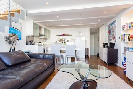 60m2 nice Duplex close to Champs-Elysées - Paris - Apartment