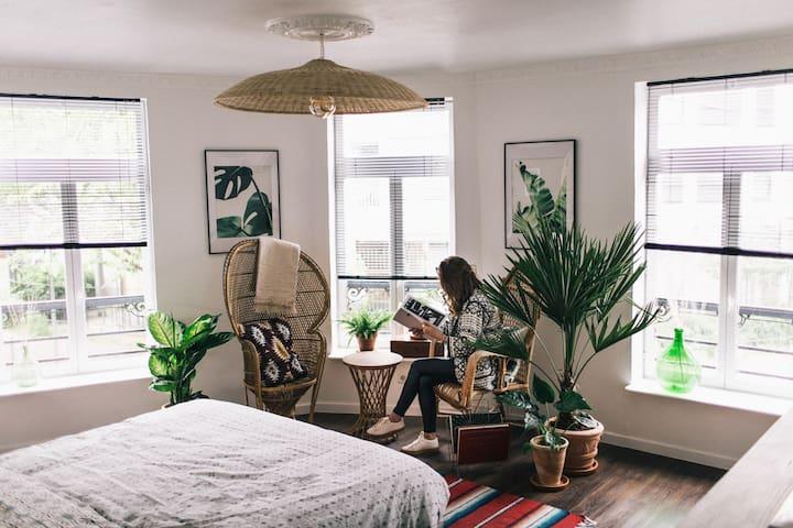 Appartement bohème et cosy au coeur de Lille.