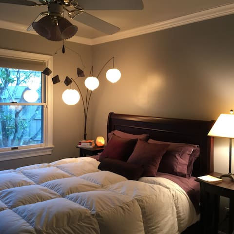 Weekend Getaway Guest Room water view on the bayou - Breaux Bridge - Gästehaus