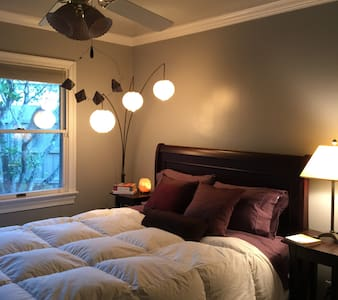 Weekend Getaway Guest Room water view on the bayou - Breaux Bridge