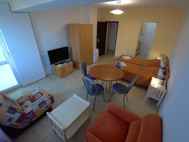 2 room apartment + kitchen / 2 комнатная + кухня