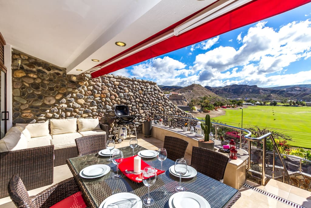 Cook up a feast on the BBQ, enjoy the views and spend some quality time with friends and family