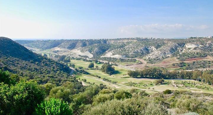 Beautiful Villa Kourion with great panoramic views