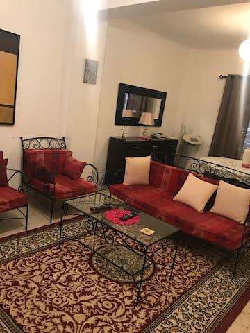 Charmant appartement  , très calme et spaciaux