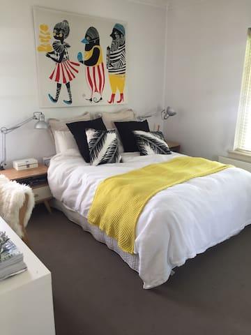 Fresh&Stylish 1BR apartment - Toorak - Wohnung