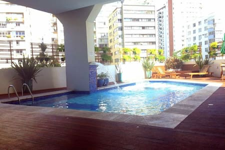 New flat: heart of SP - Jardins/Paulista Ave - São Paulo