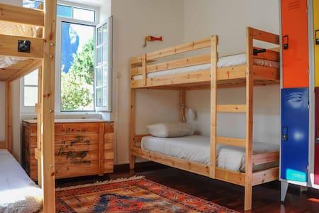 Jaca Hostel | Dorm Room