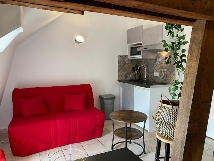 Studio de charme en centre historique de Dijon