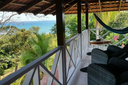 OCEAN VIEW LUXURY TREE HOUSE LOFT - FAST WIFI - Esterillos Oeste