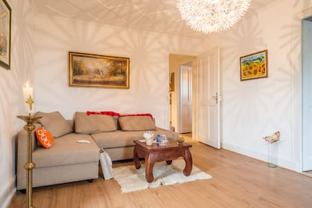 Charming flat near airport and town - Вернье