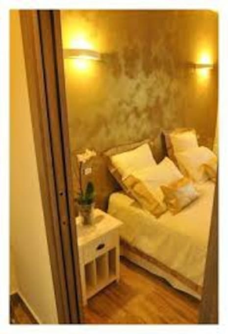 Gold Room - B&B Il Campanile