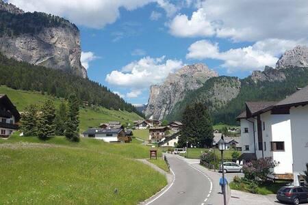 Casetta Faby - Selva di Val Gardena - Pis