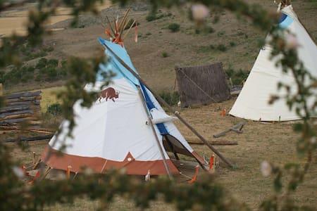 Tipi dakota camping cubillas - Cubillas de Santa Marta - Tipi