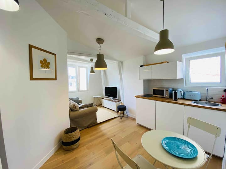Beautiful apartment - Heart of Trouville