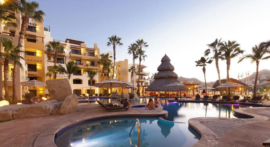 GREAT 1BR MARINA VIEW NAUTICAL JR SUITE IN CABO - Cabo San Lucas
