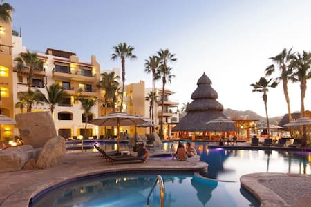 GREAT 1BR MARINA VIEW NAUTICAL JR SUITE IN CABO - Cabo San Lucas - Apartament