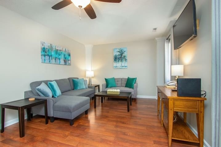 1051 Jessamine Suite #1. Home away from home!