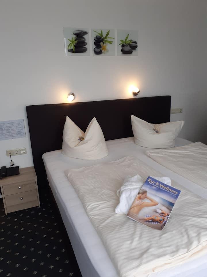 Hotel Promenade (Bad Steben), Doppelzimmer mit modernem Interior