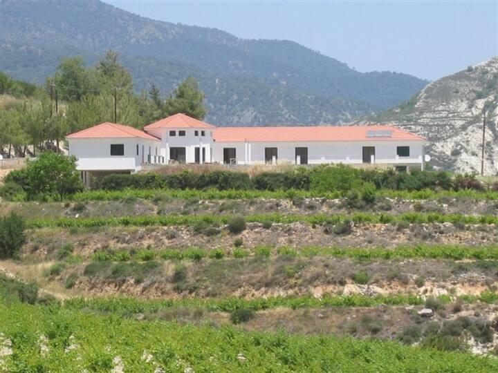 Cyprus Koilani Gardens App 7