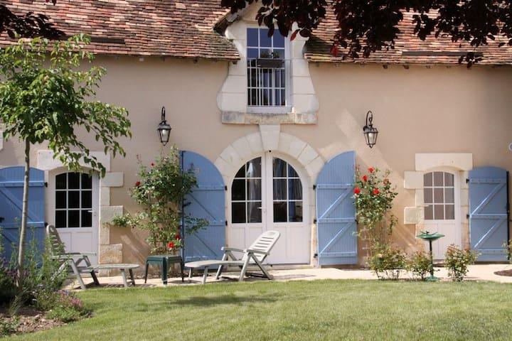 Gite de charme Les Trémières - Tournon-Saint-Pierre - Hus