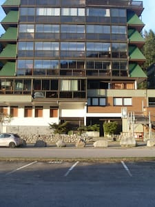 Appartement avec magnifique vue sur la montagne - La Bresse