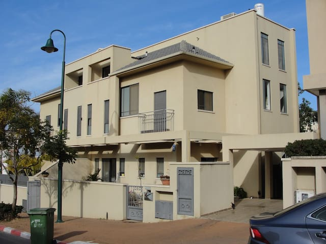 Moyal's residence
