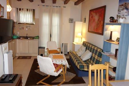 Downtown apartment La Seu d´Urgell