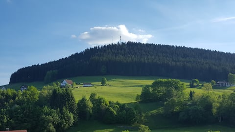 Tonbachperle im Schwarzwald
