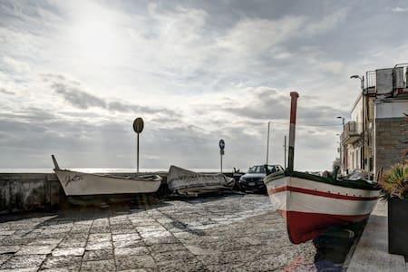 Sicile charmant duplex bord de mer - Riposto - Lakás